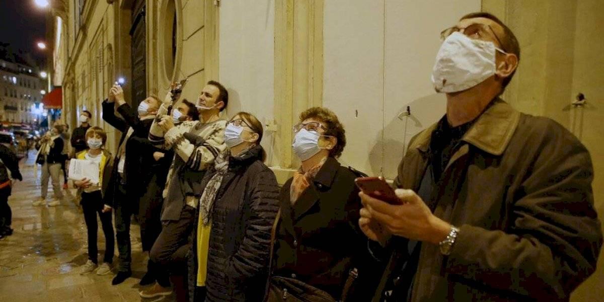 Francia reporta 551 muertes por COVID en las últimas 24 horas