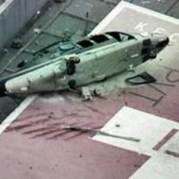Helicóptero llevaba un corazón para transplante y se estrelló en un hospital de San Diego, California