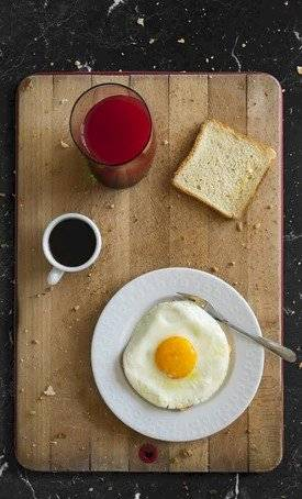 Beneficios de la yema y clara de huevo