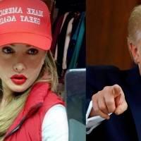 Ferviente admiradora: Paty Navidad y su apoyo incondicional a Donald Trump