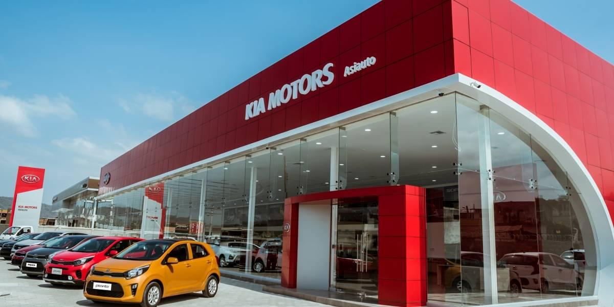 KIA Motors inaugura nuevo concesionario en Portoviejo