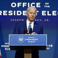 Joe Biden anuncia su equipo científico