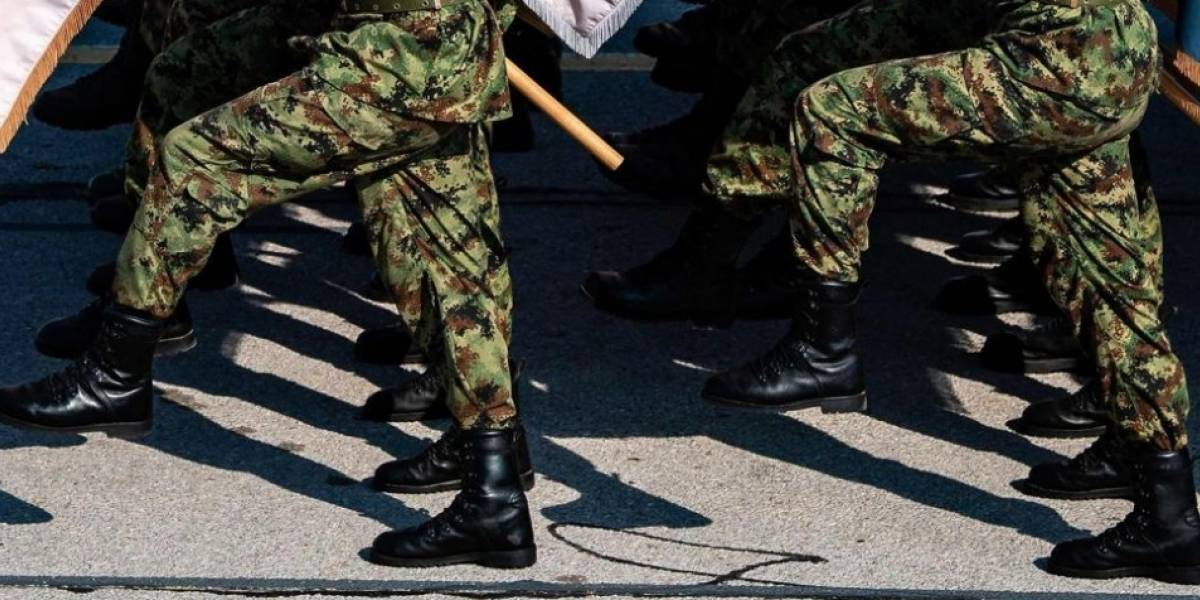 Militar mata a tres compañeros en una base de Rusia