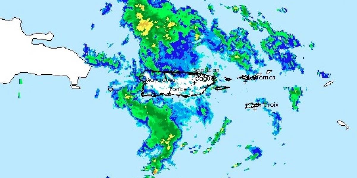 Vigilancia de inundaciones repentinas para todo Puerto Rico hasta mediados de la semana