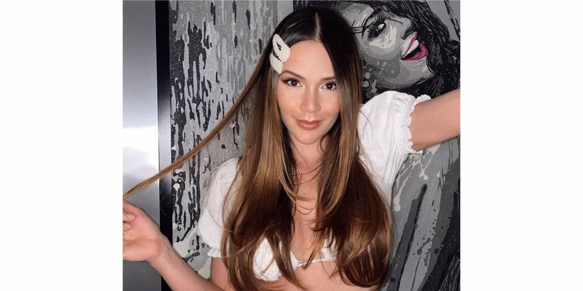 Fan enamorado de Lina Tejeiro se tatuó el rostro de la actriz en su espalda