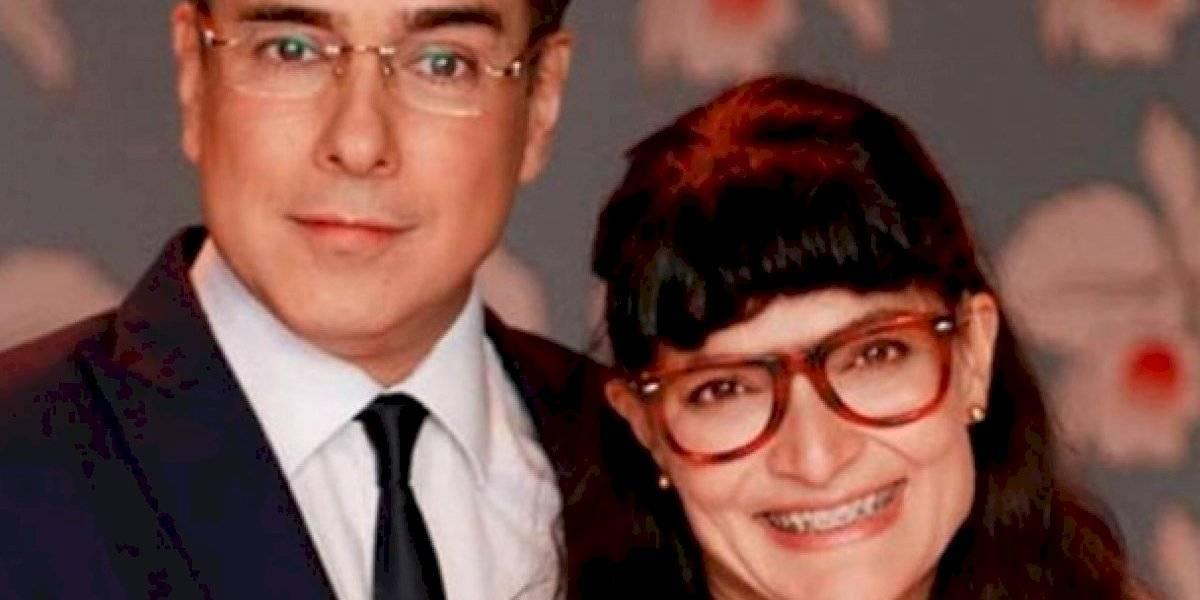 """Ana María Orozco y Jorge Enrique Abello revelaron por qué nunca tuvieron una relación fuera de """"Yo Soy Betty, la Fea"""""""