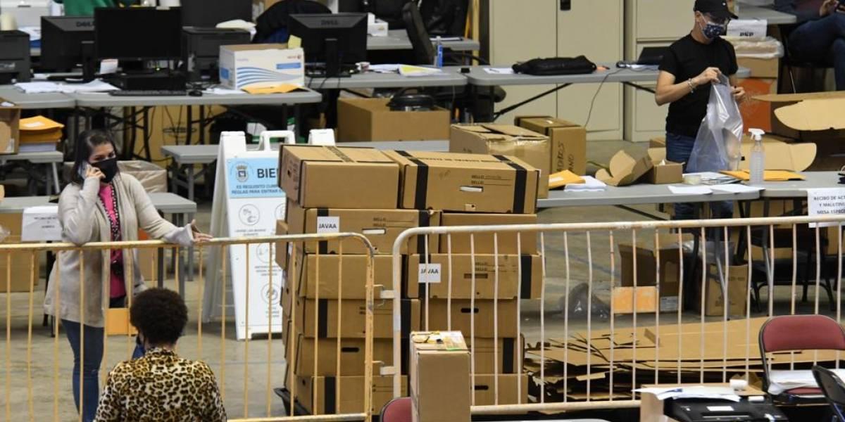 Suben a 182 los maletines electorales encontrados sin contar