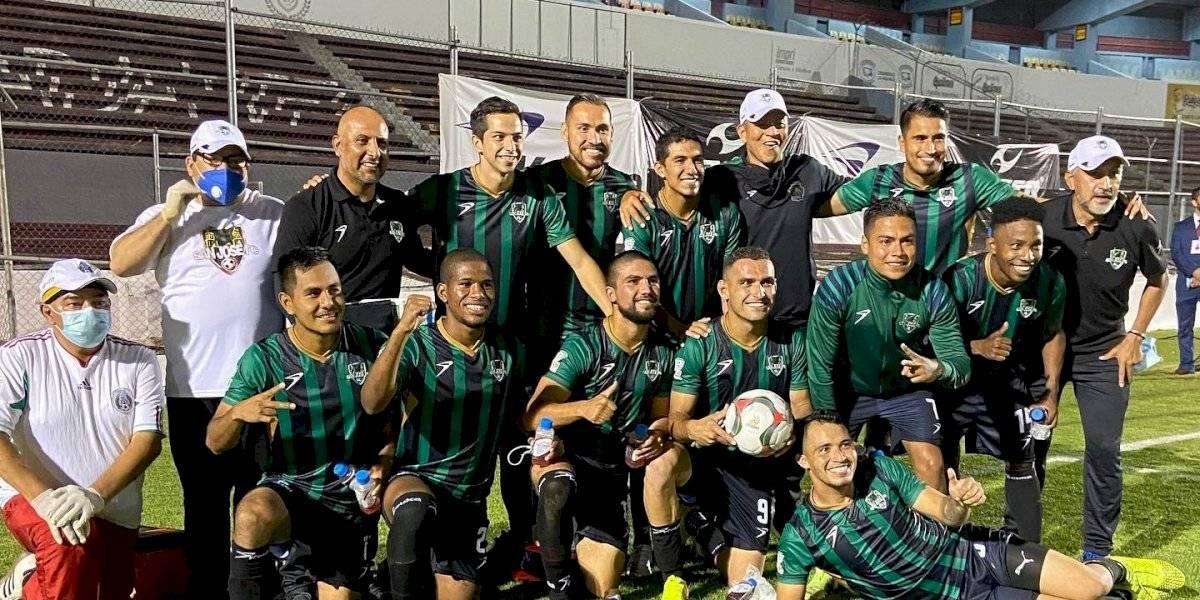 La Liga de Balompié Mexicano se cae a pedazos