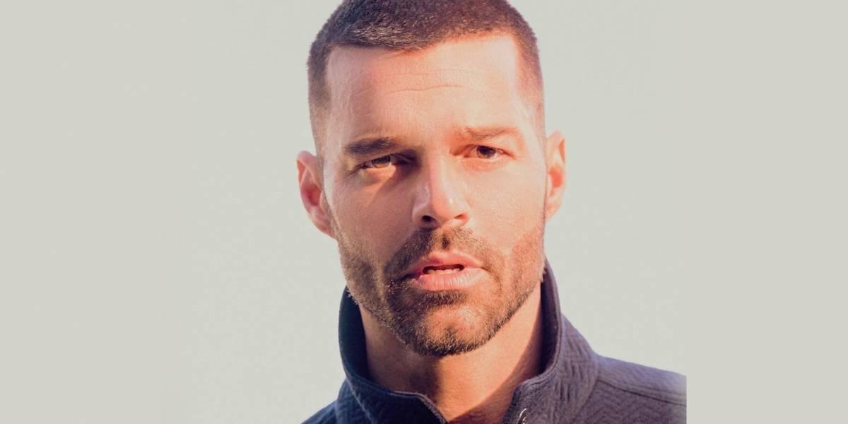 """Ricky Martin rompe el silencio y habla de la serie """"Súbete a mi moto"""""""