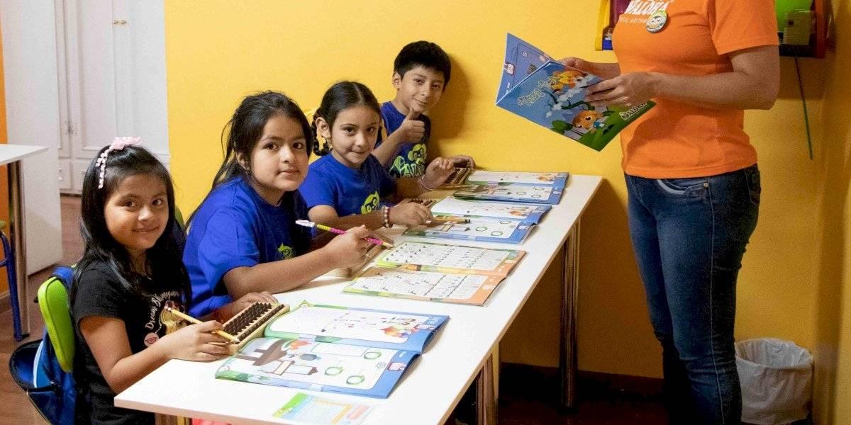 Llegó a Medellín un programa para fortalecer el aprendizaje de las matemáticas en los niños