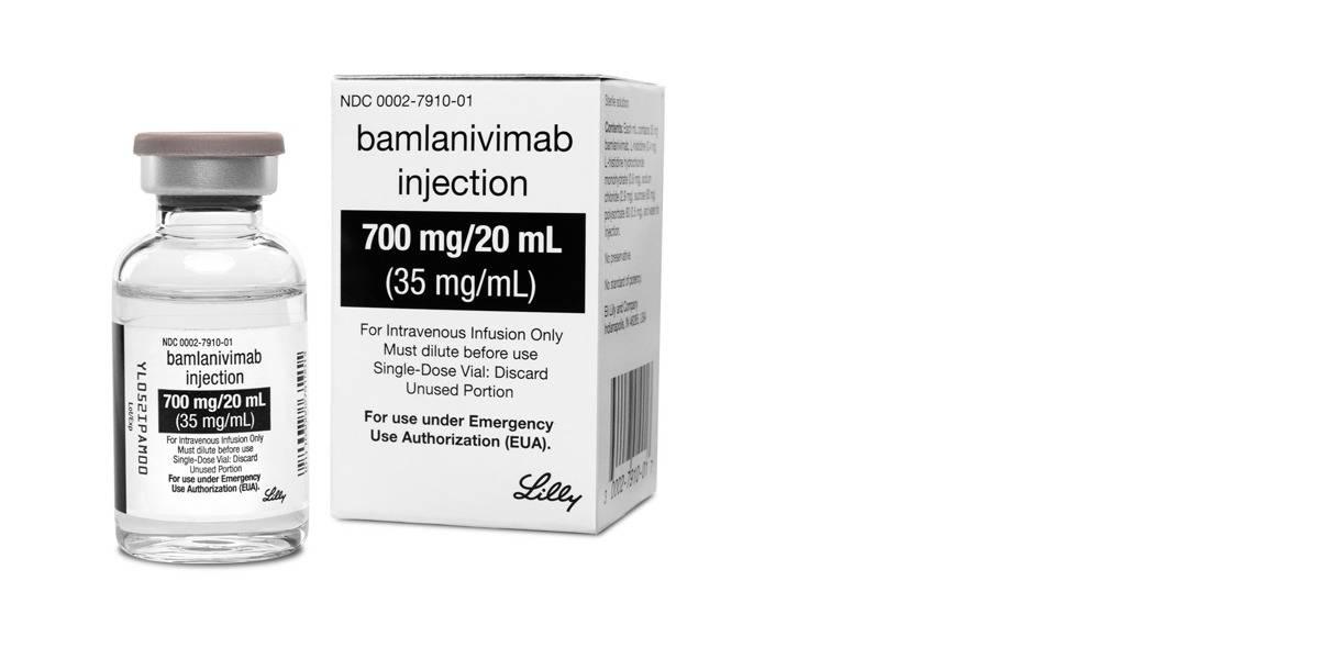 Coronavirus: FDA autoriza uso de fármaco basado en anticuerpos contra Covid-19