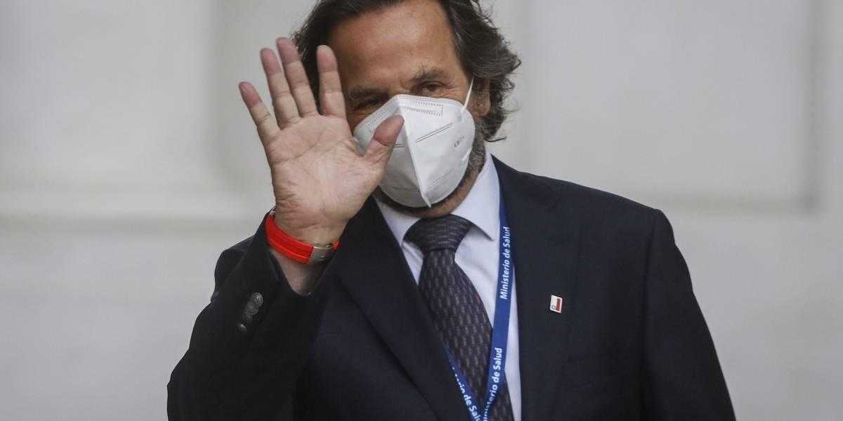 Alerta machista: piden renuncia de Alberto Dougnac