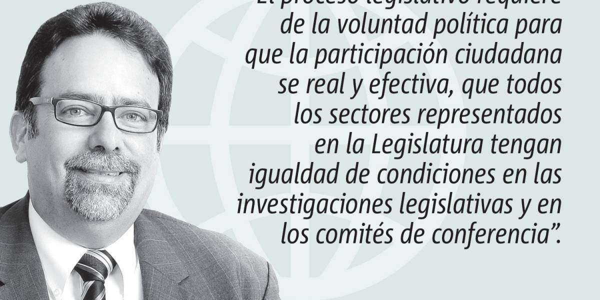 Opinión de Denis Márquez: Por una transformación legislativa