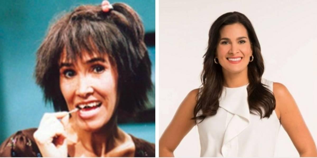 Famosa presentadora comparó a Vanessa de la Torre con la Chimoltrufia, y ella no se quedó callada