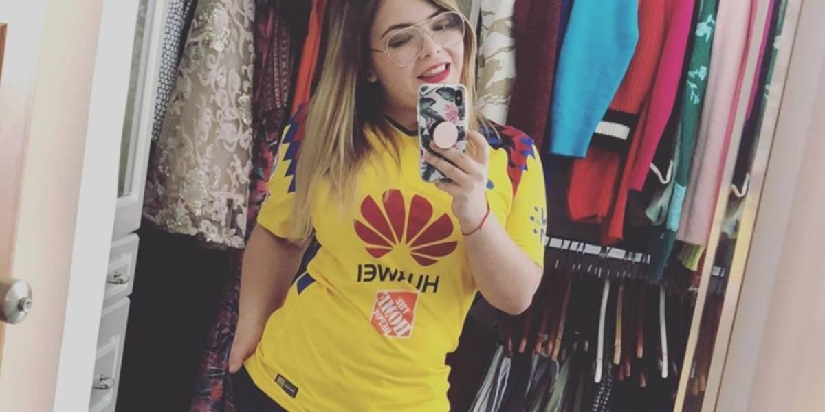 """Así luce Mishelle Herrera, hija del """"Piojo"""", con su nuevo cambio de look"""