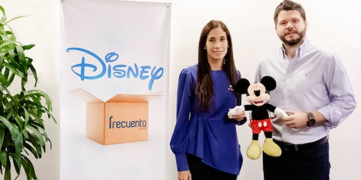 Frecuento.com cuenta con sección exclusiva de productos oficiales de Disney