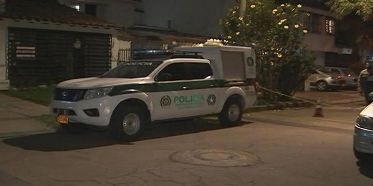 Ladrones sembraron terror a tres familias en el noroccidente de Bogotá