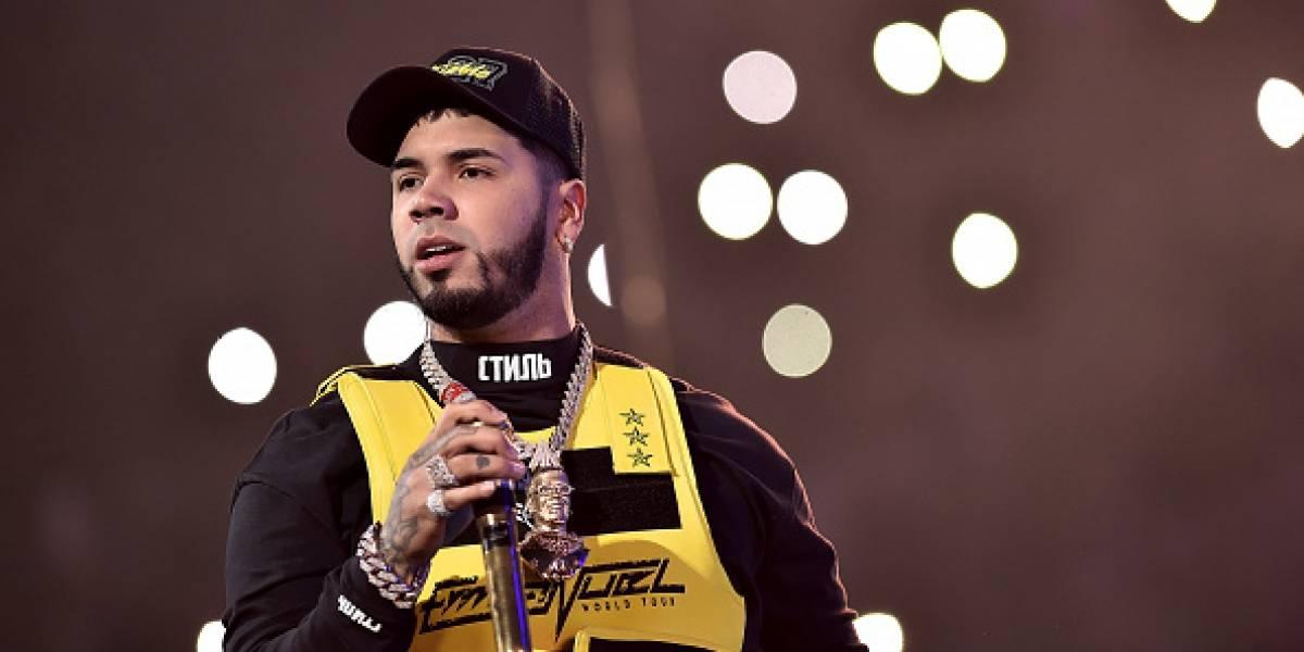 """El mensaje de Anuel AA que preocupa a sus seguidores: """"No quiero cantar más"""""""