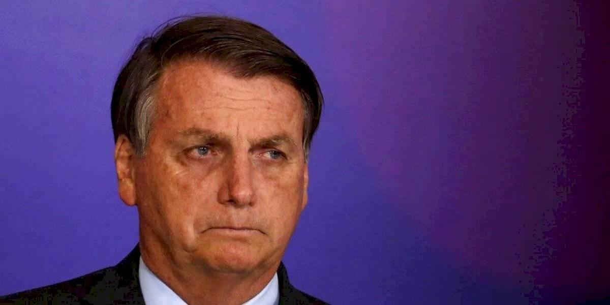 """Presidente Jair Bolsonaro pide """"no ser maricas"""" y enfrentar al coronavirus"""