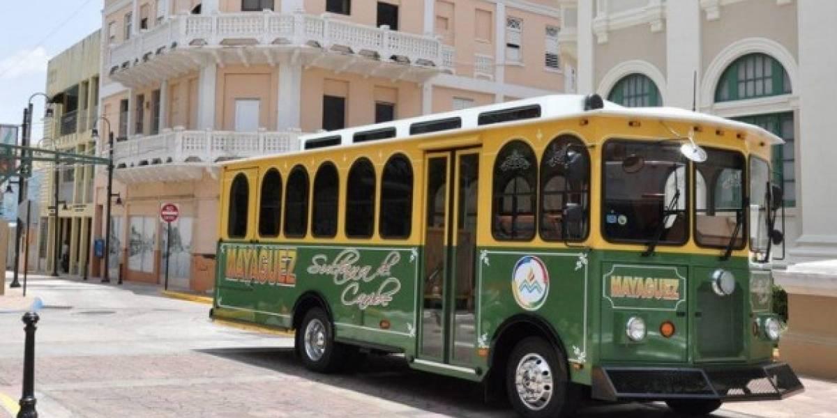 Suspenden una ruta de transporte colectivo en Mayagüez por caso COVID-19 entre personal