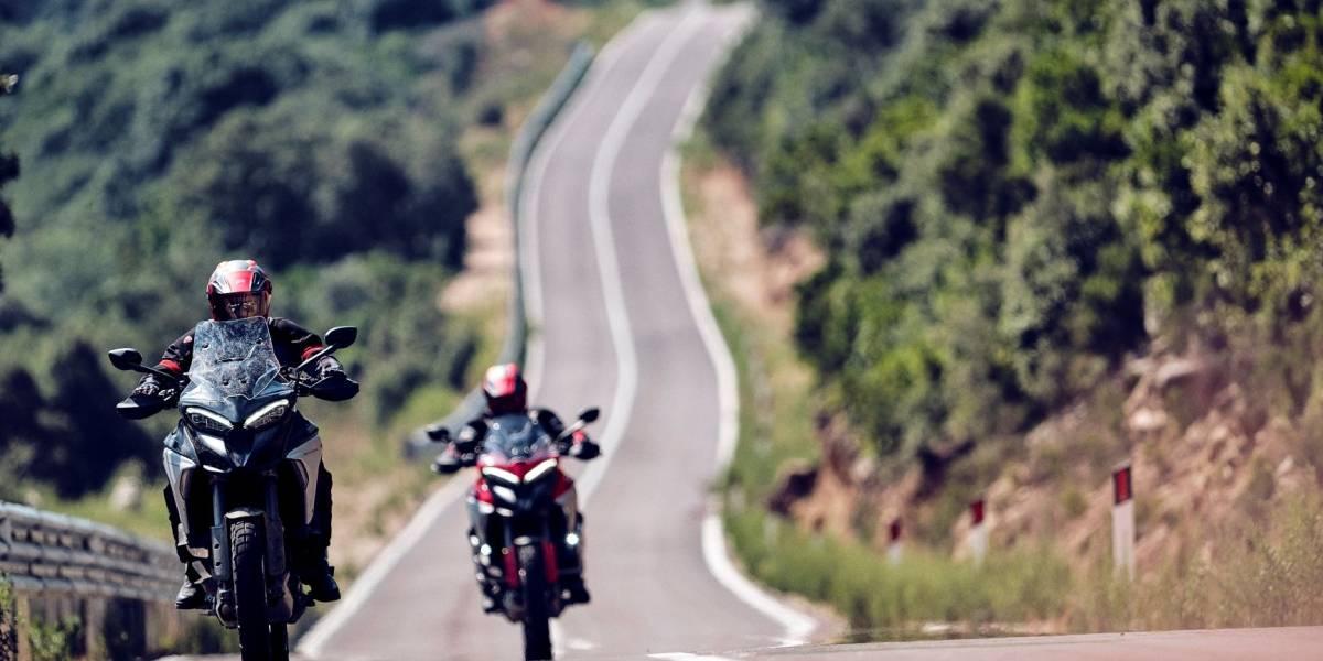 Ducati Multistrada V4: la moto para dominar en todas las carreteras