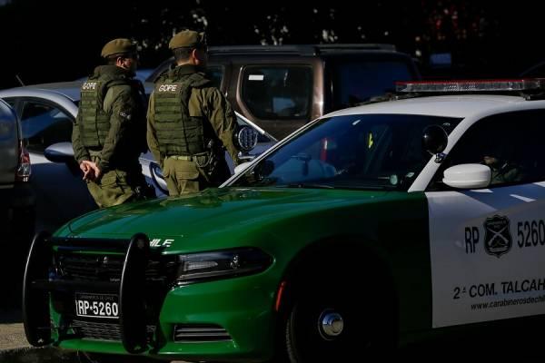 No aprenden: fiesta clandestina en Calera de Tango deja 79 detenidos