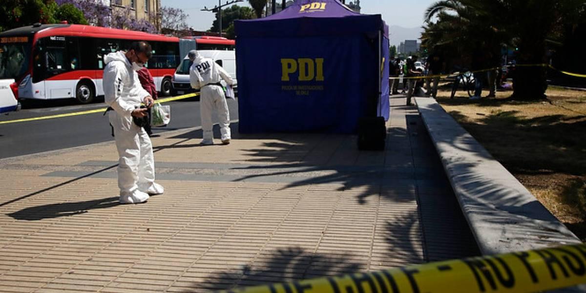 PDI descarta vinculación con asesino serial tras crimen de persona en situación de calle en Recoleta