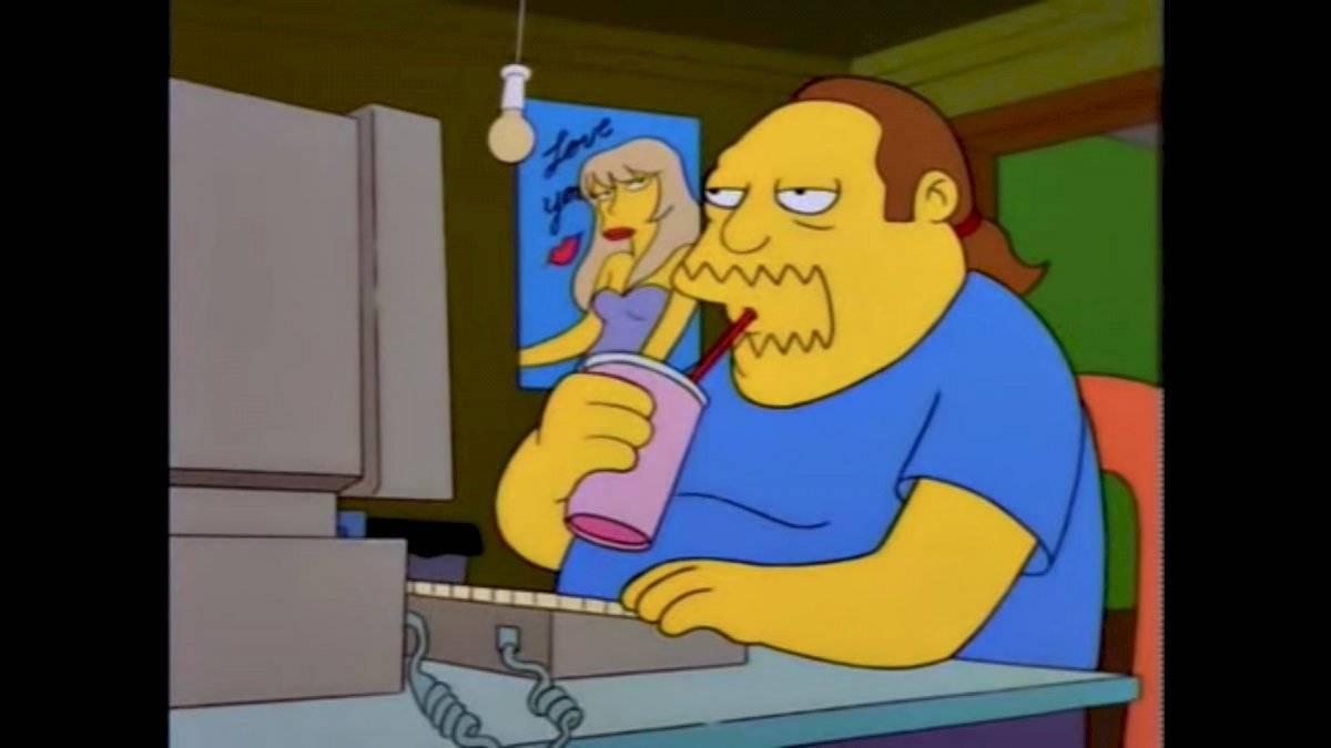 Los Simpson historietas