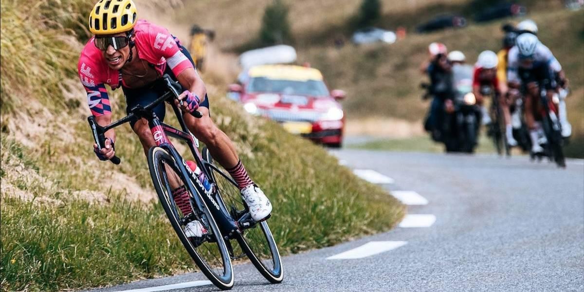 ¡Celebra el ciclismo, celebra Colombia! Rigoberto Urán recibió la mejor noticia del año por cuenta de su equipo