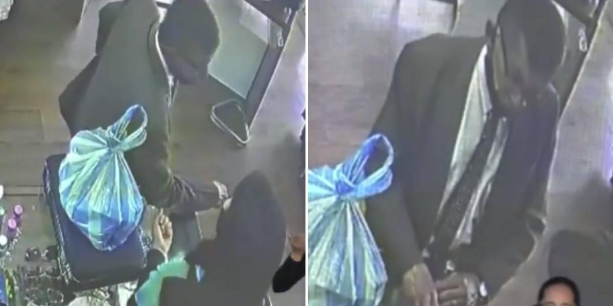 Sujeto drogó a empleada de un almacén para robarla y abusar de ella