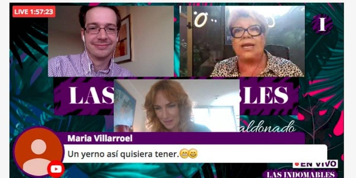 "Henry Boys alucina tras entrevista con Patricia Maldonado y Catalina Pulido: ""Me empapelaron a piropos"""
