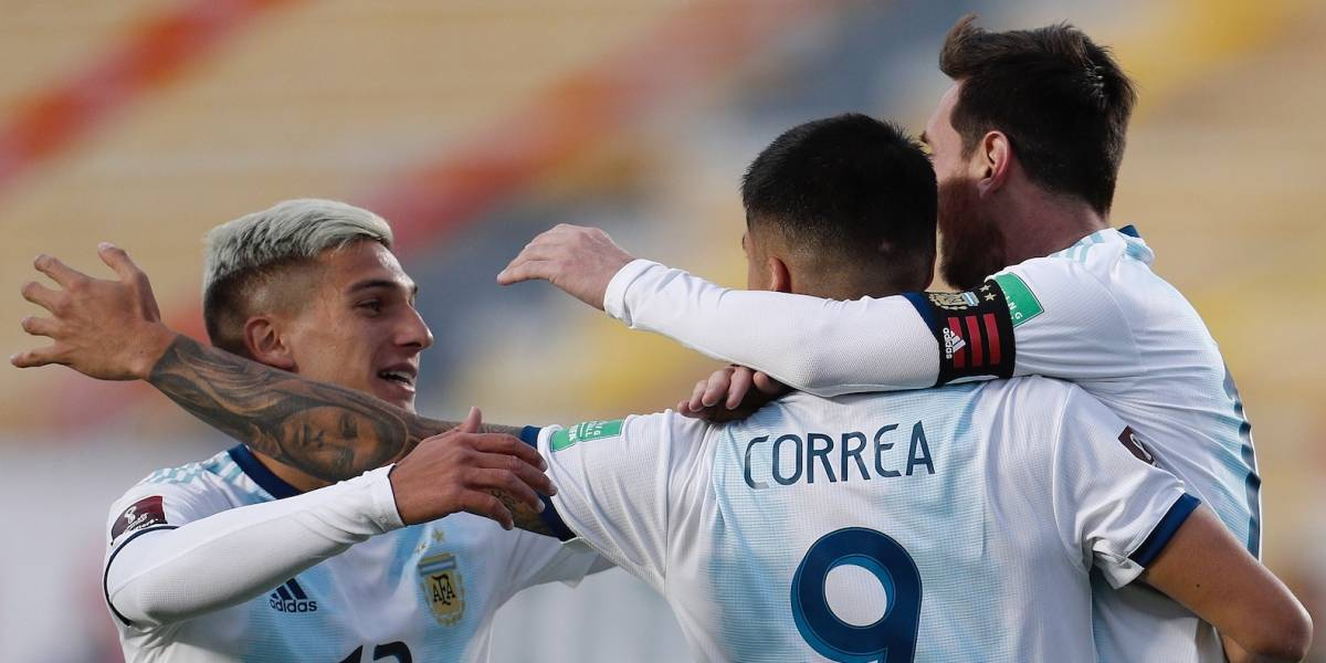 VER Argentina vs Paraguay EN VIVO GRATIS Link Online hora y dónde ver en TV | Eliminatorias Qatar 2022: alineaciones, canal y streaming