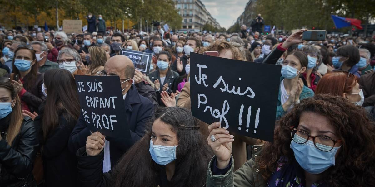 Cinco años después de los ataques en París, el terrorismo sigue presente en Europa