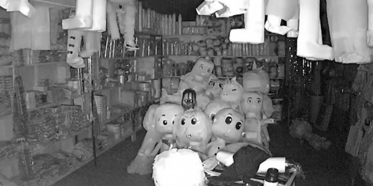 Perturbador video de Dross en YouTube hace temblar de miedo por figura diabólica de muñeca en alta definición