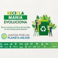 #ReciclamaníaEvoluciona, ¡nunca fue tan fácil reciclar!