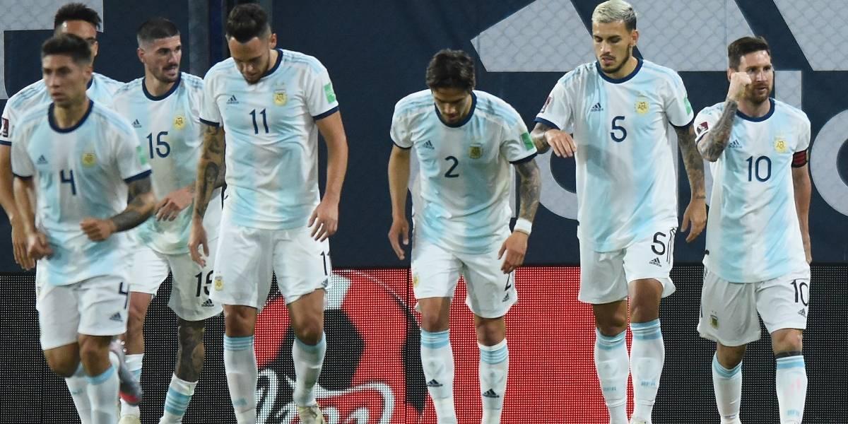 Titular de Argentina vs Paraguay por la Fecha 3 de las Eliminatorias Sudamericanas Qatar 2022 (Confirmada)