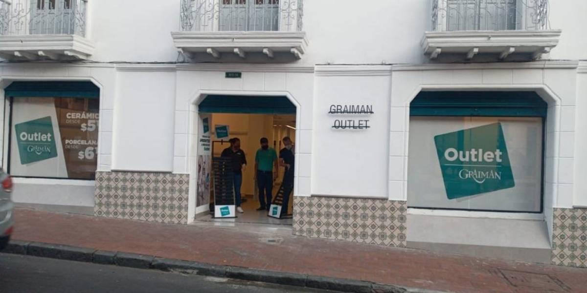 Graiman abrió las puertas de su cuarto local en Quito, te contamos más detalles