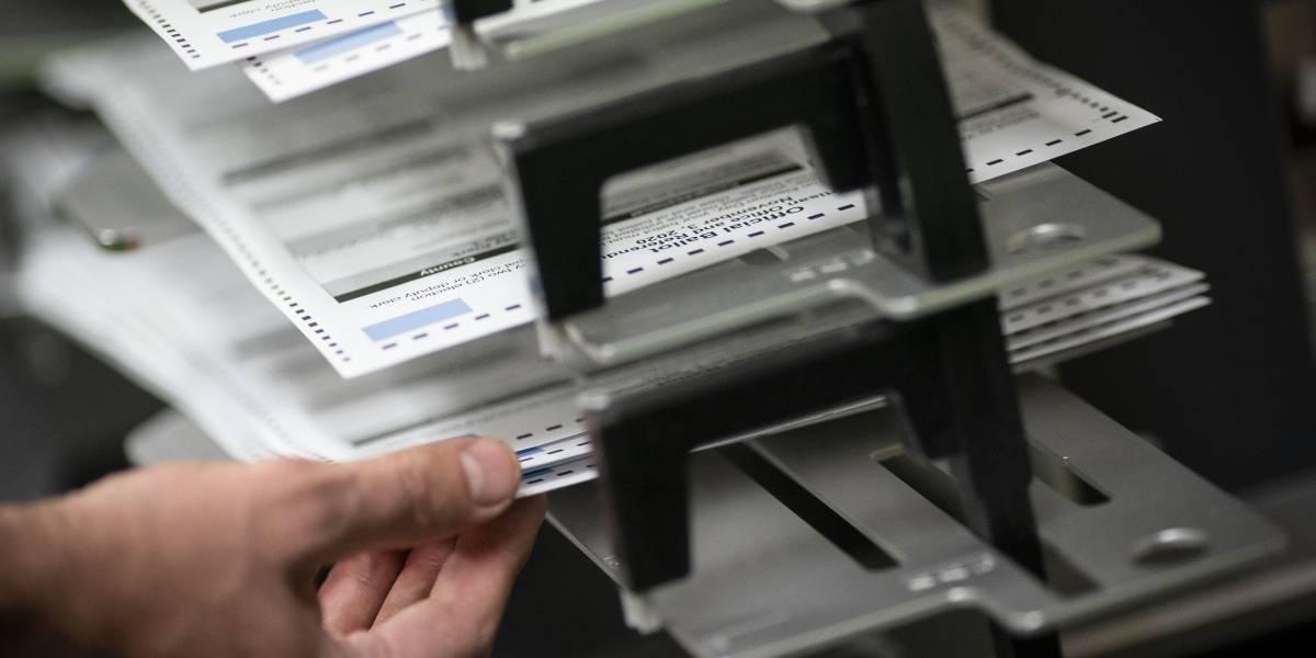 Electores ciegos no contarán con voto por teléfono en el evento electoral de hoy