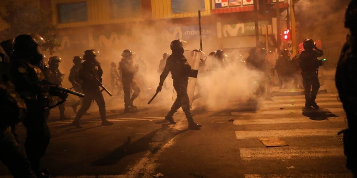 Alerta de estallido social en Perú: ciudadanos se toman las principales plazas