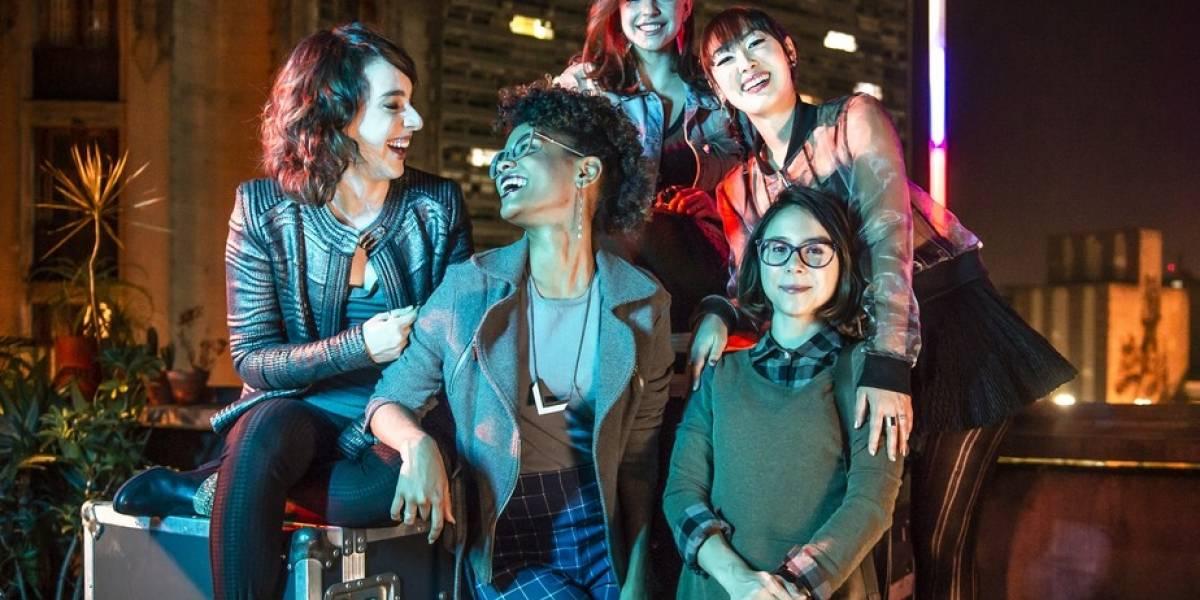 As Five: atriz revela que buscou inspiração na série Euphoria