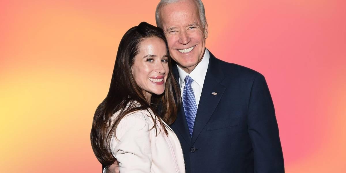 Ashley Biden, la hija del virtual presidente de EU, que es la antítesis de Ivanka Trump