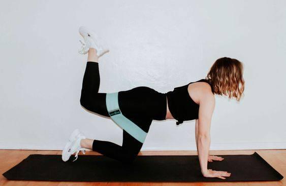 rutinas de ejercicios glúteos