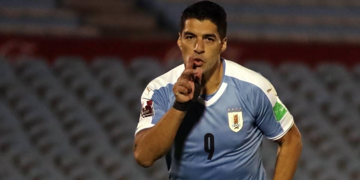 Titular de Uruguay vs Colombia por la Fecha 3 de las Eliminatorias Sudamericanas Qatar 2022 (Confirmada)