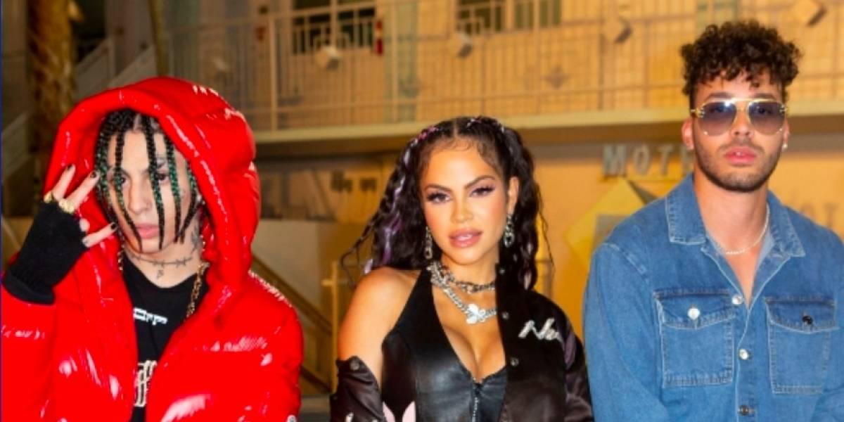 Khea lanza el remix de 'Ayer me llamó mi ex' junto a Natti Natasha y Prince Royce