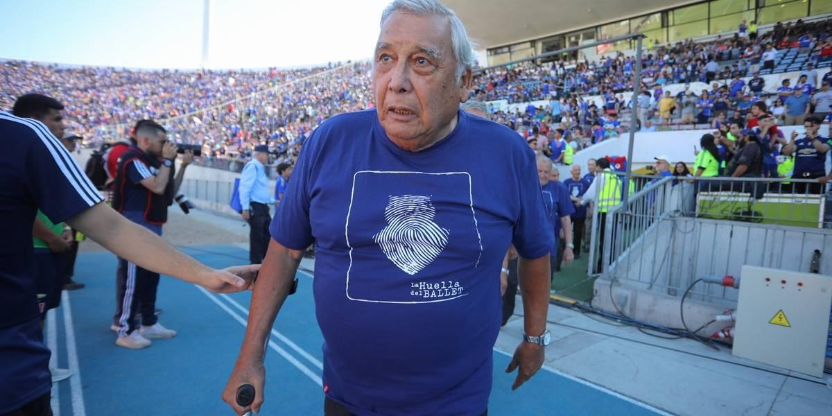 La U quiere jugar de negro en su próximo partido en señal de luto por Carlos Campos