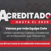 Universidad Católica de Cuenca recibió certificado por parte del CACES