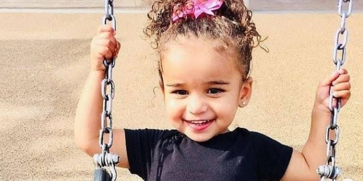 Ella es Dream, la hija de Rob Kardashian que pocos conocen