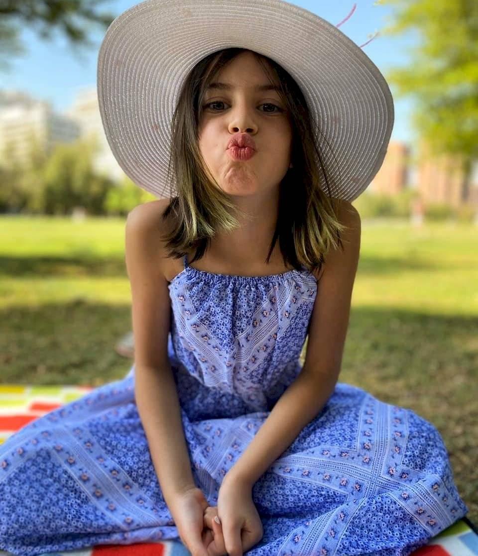 Julieta, hija de Mario Velasco