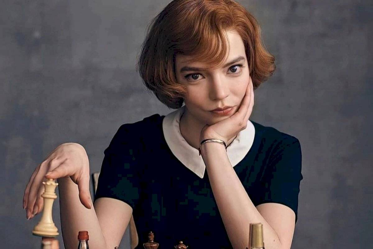 Serie de ajedrez en Netflix