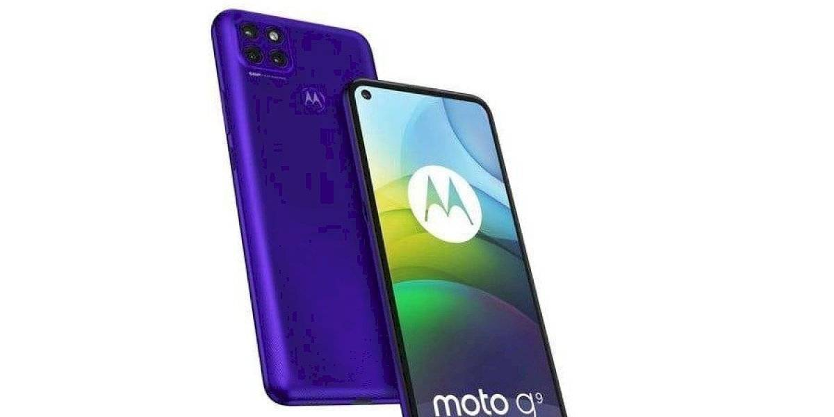Motorola anuncia en Chile el Moto G9 Power, con batería de 6000 mAh